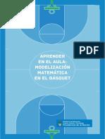 Modelización Matemática en El Básquet