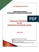 CIJ Manual de Organización
