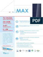 LA TSM PD14 Datasheet