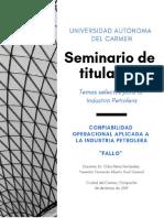 Tarea 1. Fallo -Fernando Alberto Xool Caamal