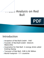 A Case Analysis on Red Bull1.pptx