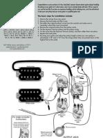 Pickup Wiring Diagrams SD