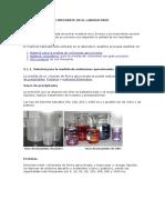 Material de Vidrio Para Laboratorio de Asfaltos
