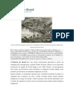 História Do Brasil e Colonia