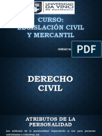 Legislación Civil y Mercantil