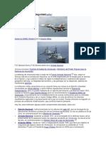 Defensa Nacional y Seguridad