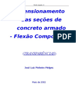 flexão composta