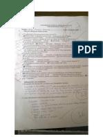 IV Examen Parasitologia Clinica.