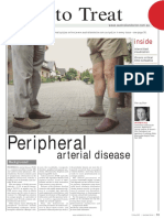 How to Treat Peripheral Arterial Disease