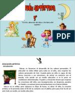 ARTE Y CULTURA - EDUCACIÓN ARTISTICA