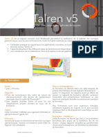 Formation Talren 8 Oct 2018