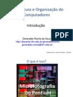 01- IntroducaoArq