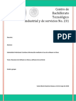 Software en Linea y en Escritorio