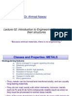 Lecture 02 Introduction to Engineering Materials and their structures.pptx