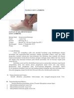 Satuan Acara Penyuluhan Gout Athritis