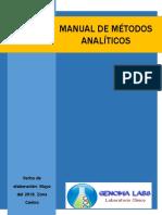 Manual Metodos Analiticos.
