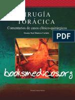 Cirugia toracica. Comentarios de casos clinico-quirurgicos.pdf