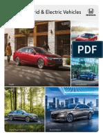 MY19 Hybrid Electric Brochure