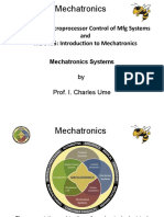 Mechatronics Systems