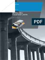 Bej Bridge Expansion Joint