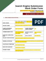 Estimating Concrete Wall Checklist