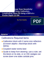 Calibrations Linear 2_0 SW.ppt