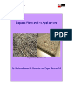 Bagasse and Its Application