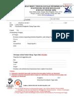 Form 9 Undangan