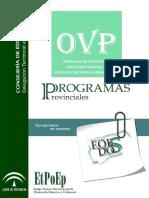3.-Programa OVP Tránsito EP-ESO