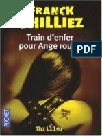 Franck Thilliez - 2004 - Train d'Enfer Pour Ange Rouge