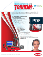 Tokheim News 0910 AM