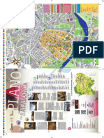Plano Turístico Salamanca