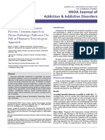 Addiction and Evolutionary Process Common Aspects in Physio Pathologic Pathways