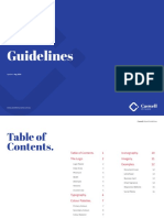 Caswell Brand Guidelines