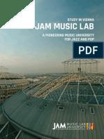 JAM MUSIC LAB UNIVERSITY – Study in VIENNA, AUSTRIA
