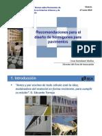 Hormigones Para Pavimentos IECA