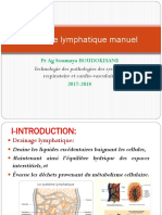 Drainage Lymphatique Manuel