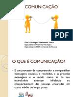 Slide Comunicação
