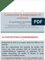 Contention Lymphatique Et Veineuse