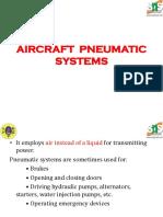 Aircraft Pneumatic Systems