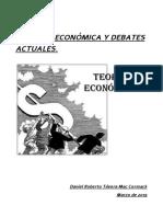 Economía Historia y Debates Actuales