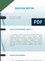 Pemadatan Beton v.1.1
