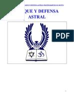 Ataque y Defensa Astral - Astrum Argentum