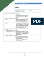 GDPR Audit Checklist