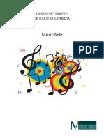 MusicArte - Luis Silva, Nº9616, Carlos Monteiro, Nº9684