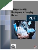 Entrepreneurship Development in Emerging Markets.docx