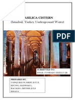 Basilica Cistern Ho