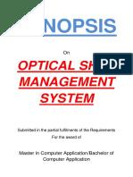 151-Optical Shop Management System -Synopsis.pdf