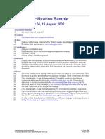 Just Simple Sample File