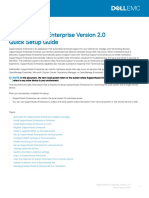 Supportassist Enterprise v20 Setup Guide en Us